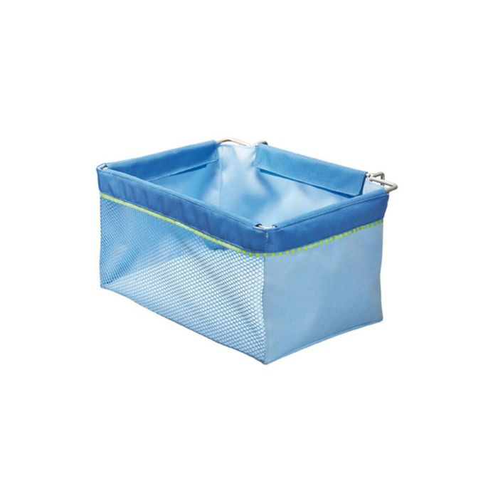 Hang-On Material Box - Blue by HABA, 473926