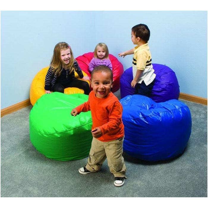 Jelly Bean Children's Bean Bags by Gressco