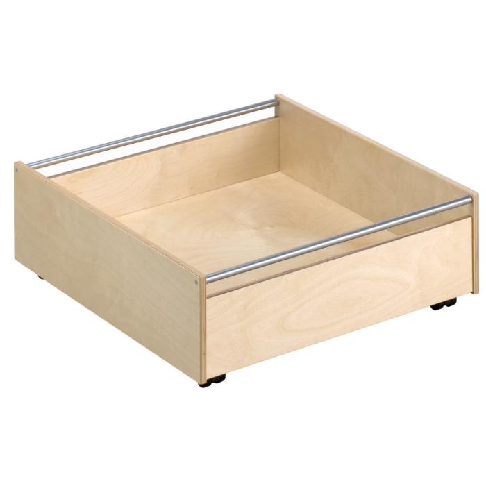 Material Box with Casters by HABA