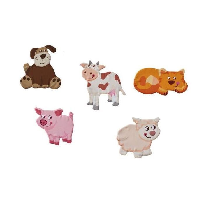 Animal Magnetic Cloth Elements by HABA, 370172