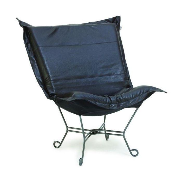 Puff® Scroll Reading Chair