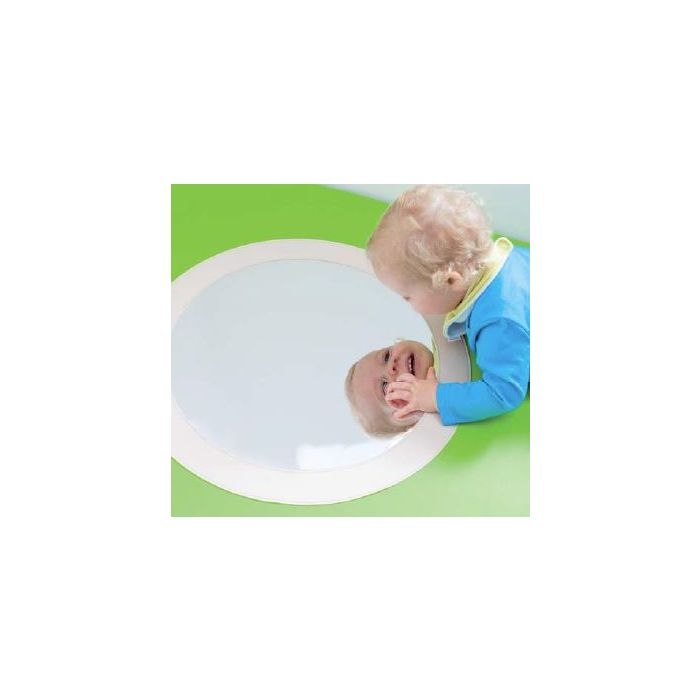 Foam Platform Rectangle with Reflective Mirror by HABA - 8