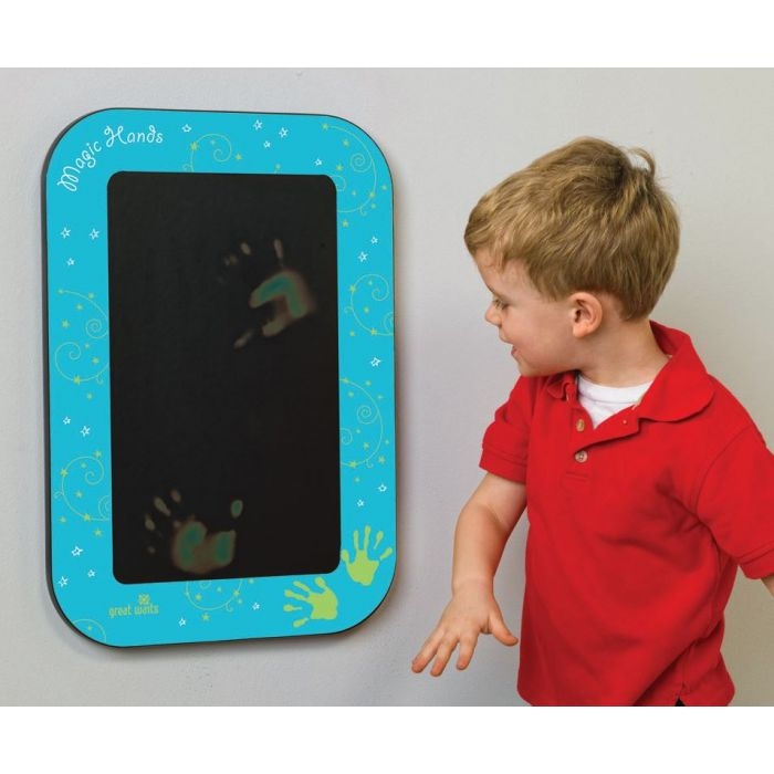 Children's Magic Pressure Sensitive Wall Panel by Gressco