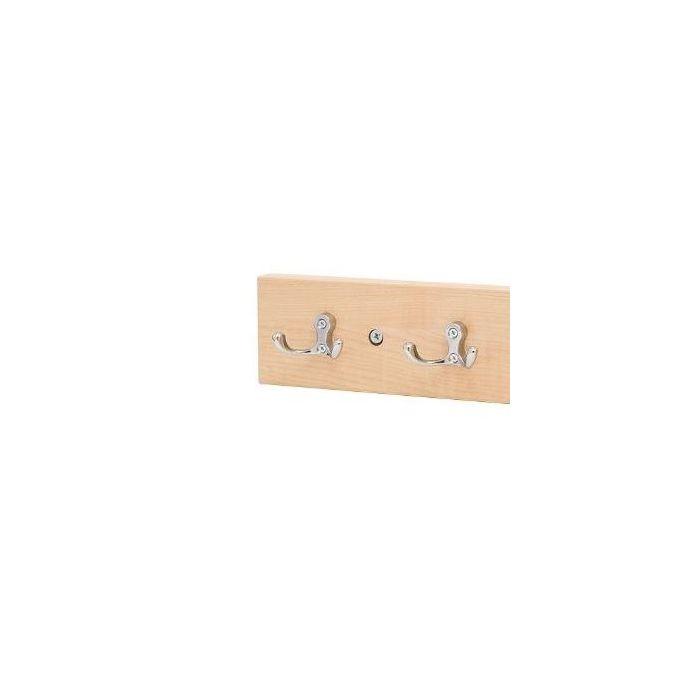 Hook Bar w/Extra-Large Double Hooks by HABA, 472091