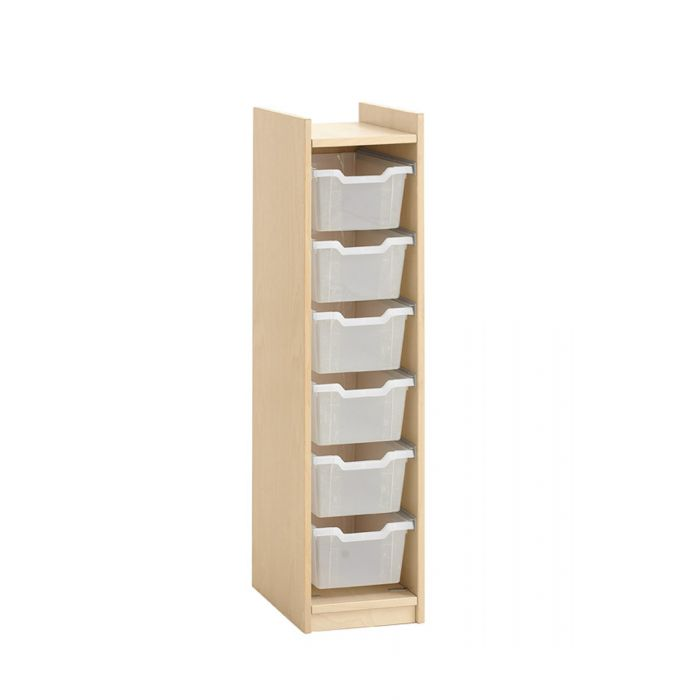Storage Cabinet for 6 Plastic Boxes by HABA