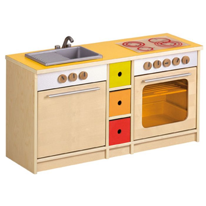 Compact Kitchen Center by HABA