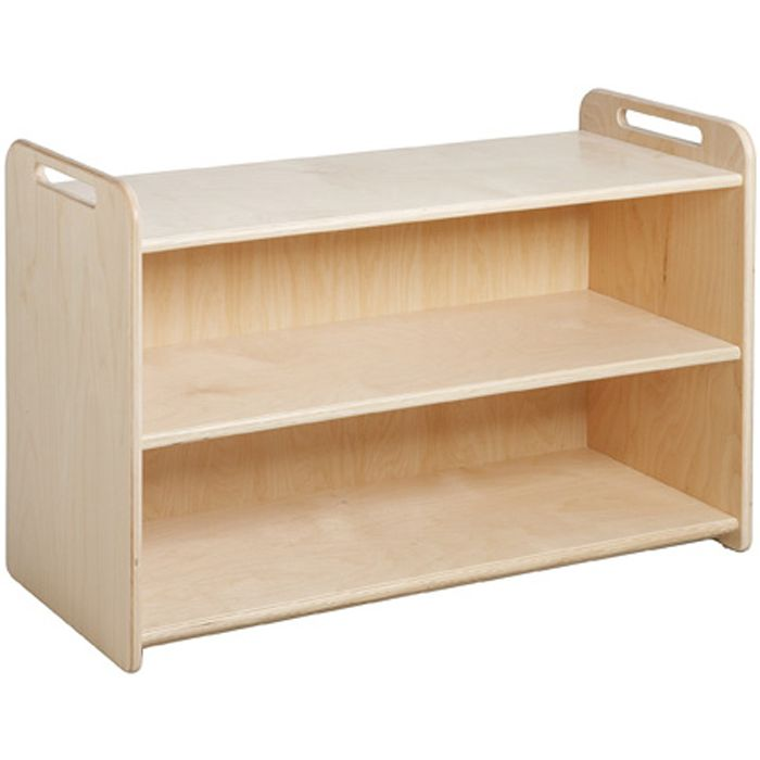 Move Upp Open Shelf Safety Cabinet