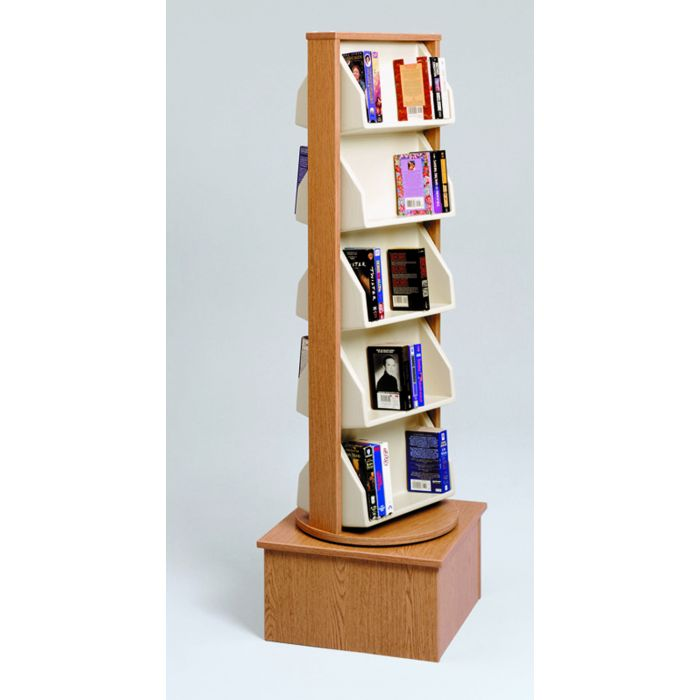 MAR-LINE® Two-Sided Austin Rotating Display by Gressco