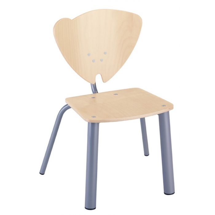 Move Upp Stacking Chairs by HABA