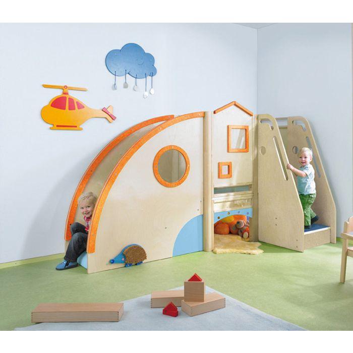 Gemino+ Play Hotel Loft by HABA