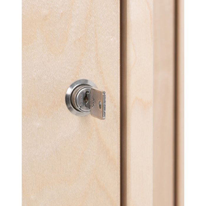 Lock for Hinged Doors by HABA, DSS1
