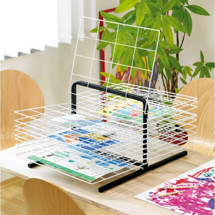 Metal Table Drying Frame by HABA
