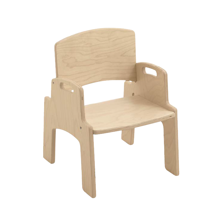 Kiddo Preschool Chairs by HABA