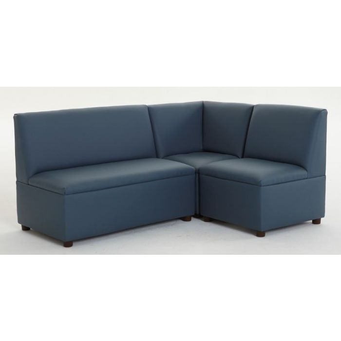 Komfort 3-Piece Casual Soft Seating Unit