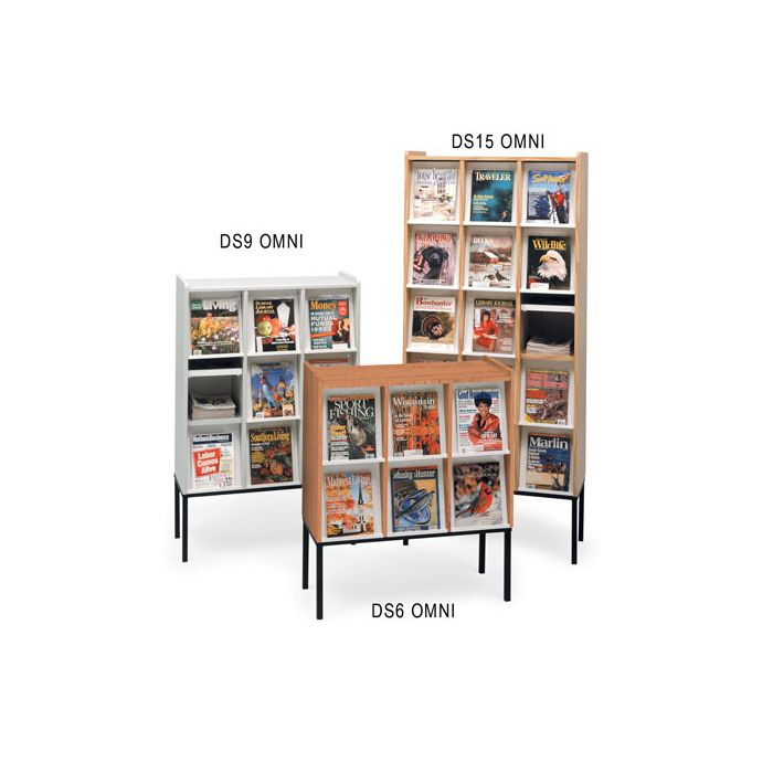 MAR-LINE® Omni DS Periodical Display - Large by Gressco