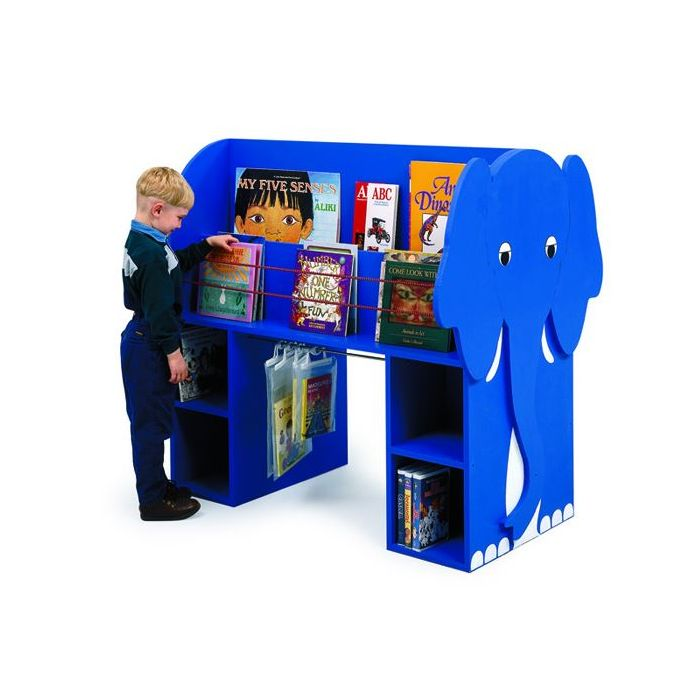 Elephant Multimedia Storage & Display by Gressco