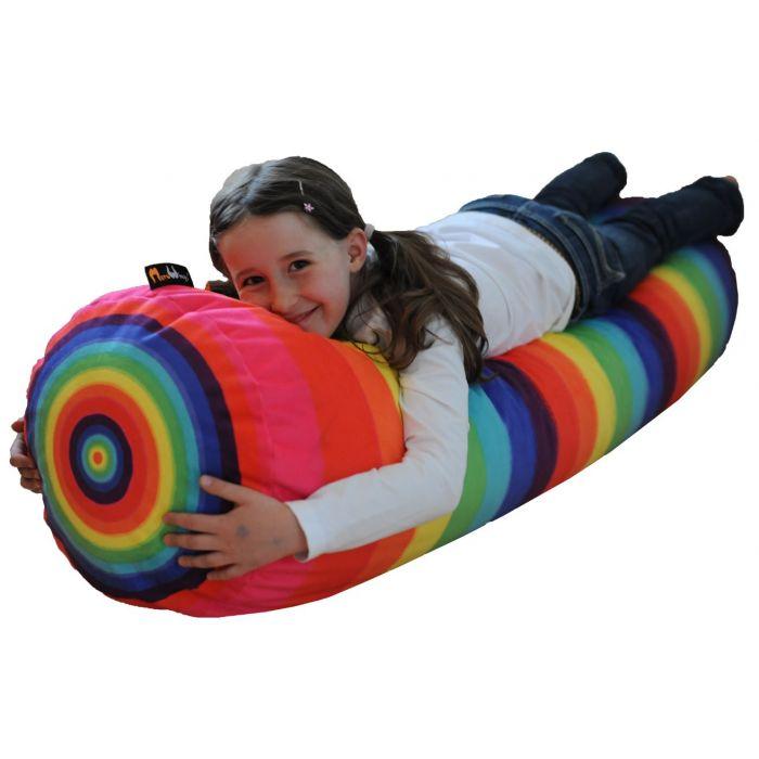 Rainbow Jumbo Log