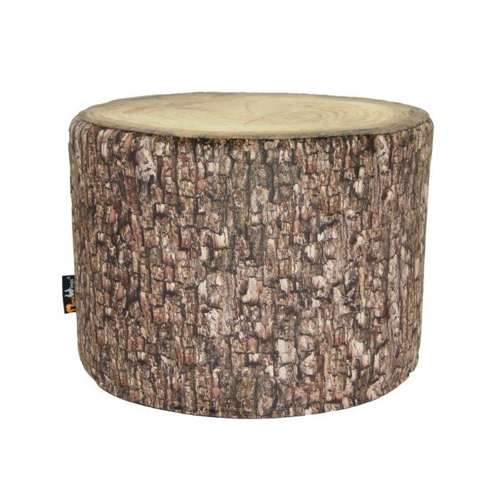 MeroWings® Mini Tree Trunk Stool