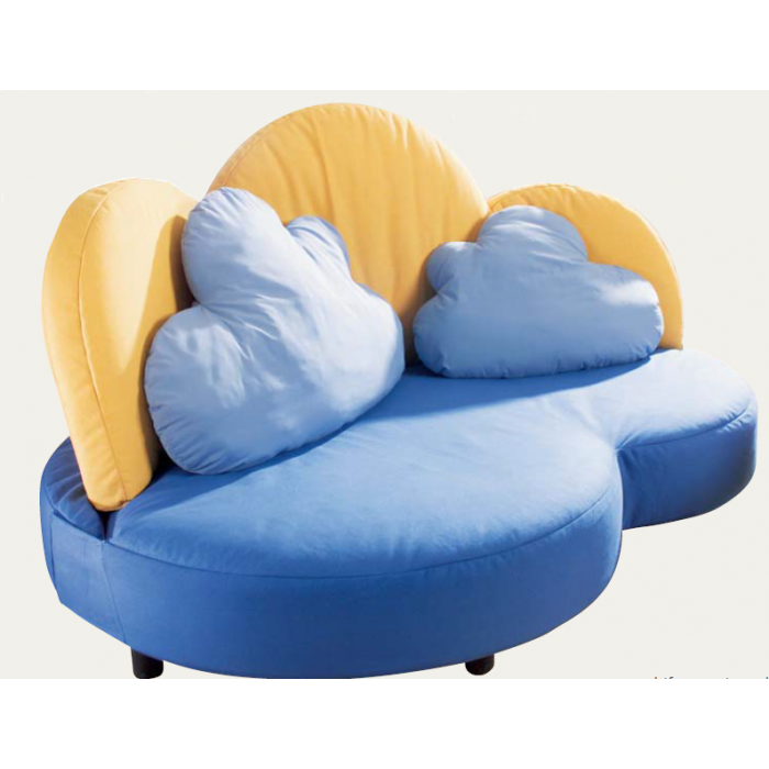 Cloudy Sofa by HABA