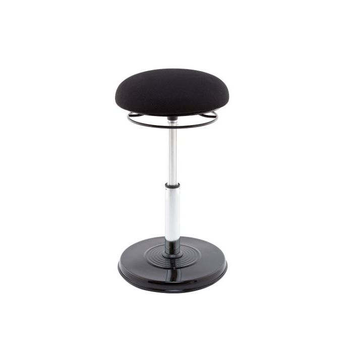 Adjustable Motion Stool 18½″-26¾″H by Gressco, GR05OFF*