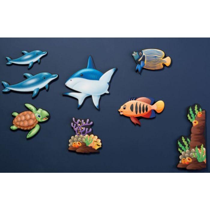 Sea Life Sound Panel Set by Audimute®, AU-GUSTH1