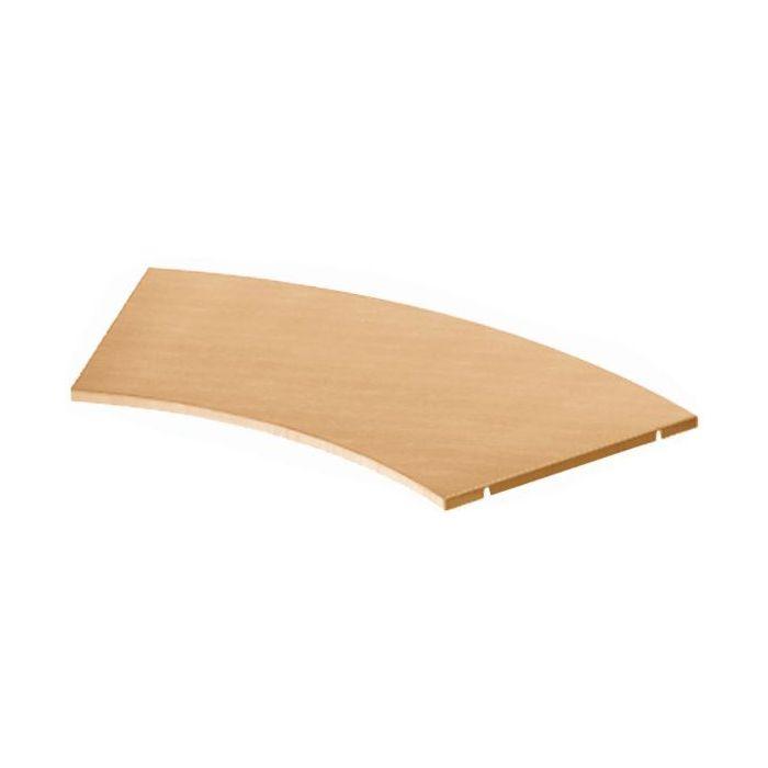 Rudolfo Additional Adjustable Curved Shelf by HABA