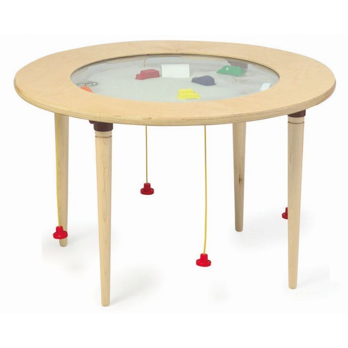 Children's Furniture Company® Round Magnetic Sand Tables