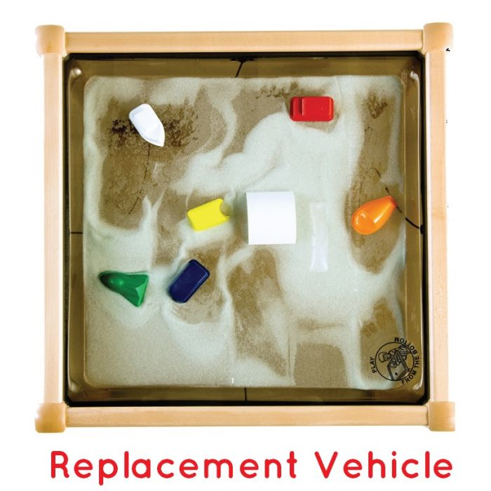 Children's Furniture Company® Replacement Vehicles for Standard Theme Magnetic Sand Table