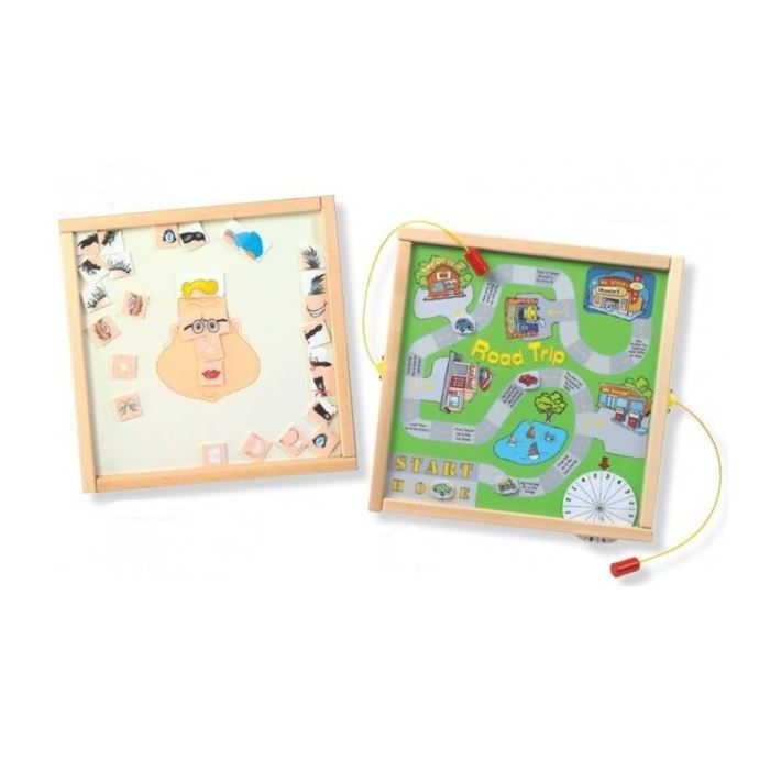Children's Furniture Company® Square Magnetic Wall Activities