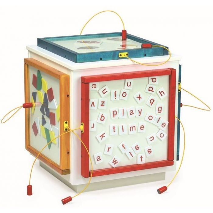 Children's Furniture Company® Small Activity Cube (Game Panels Sold Separately)