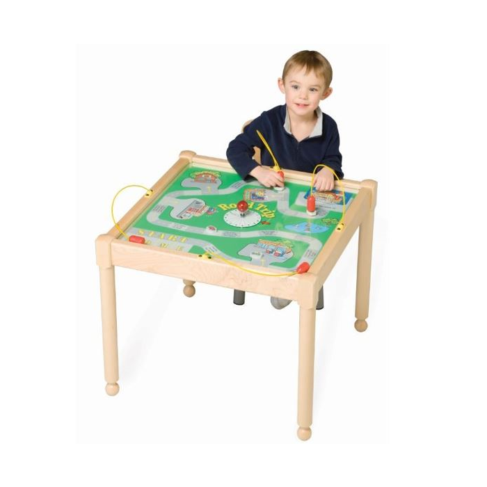 Children's Furniture Company® Play-From-The-Top Square Activity Tables