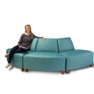 Wellig Caterpillar Couch by Gressco, KS503*
