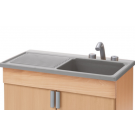 Jule Kitchen Replacement Sink by HABA, 128845