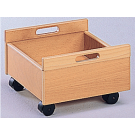 Small Play Bench Rolling Cart by HABA, 820130*