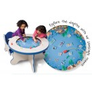 Ocean Seascape Activity Table, 15-SMT-100