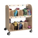 Bag Wagon, 20 Compartments, by HABA, 840502