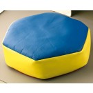Hexagon Seating Cushion by HABA, 090849