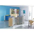 Move Upp by HABA Curved Cabinets