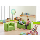 After School 2 Seater Sofa by HABA