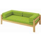 Jule Padded Lounger by HABA, 128823