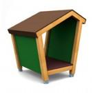 Terramo Magic Hut Dark Green by HABA, 428003