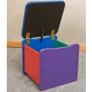 Children's Furniture Company® Toy Box Single-Seat Chest by Gressco, 20-TBS-000