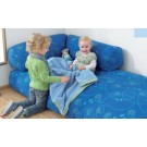 Non Chambered Small Floor Cushion 71 by HABA, 023437*