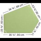 "HABA Grow.upp Soft Foam Platform A , Synthetic Leather 8 3/4"" H, 128681*"
