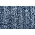 """Dura Carpet by HABA, 118"""" Round, Blue Jean, 099991"""