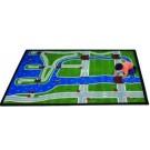 Creataville Rectangle Classroom Carpet, 30-CR-CVL*