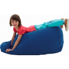 Blue Lounge Bean Bag by HABA, 090840