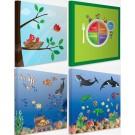 Acoustic Designer Art Sound Panels by Audimute®, AU-GIP*