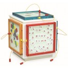 Children's Furniture Company® Small Activity Cube (Game Panels Sold Separately), Y107200008