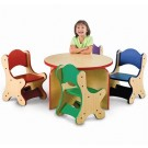 Friends Table & Chairs Set by Gressco, 25-RST*